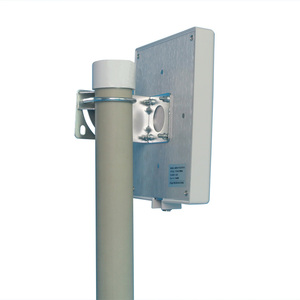 Image 2 - 2.4 グラム wifi アンテナ屋内屋外 2400 2483 MHz 壁マウントパッチパネル平面アンテナ 802.11 アンテナ高利得工場出荷時の価格