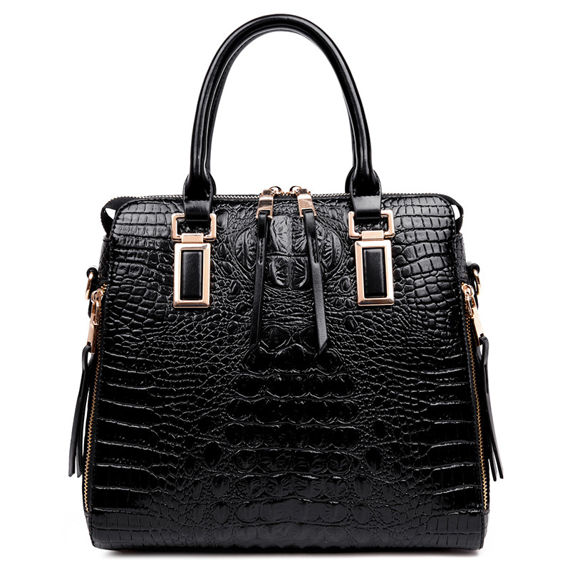 SGARR Famous Brands PU Leather Women Handbags New Fashion Crocodile Patten Shoulder Bag Female Casual Women Tote Messenger BagsSGARR Famous Brands PU Leather Women Handbags New Fashion Crocodile Patten Shoulder Bag Female Casual Women Tote Messenger Bags