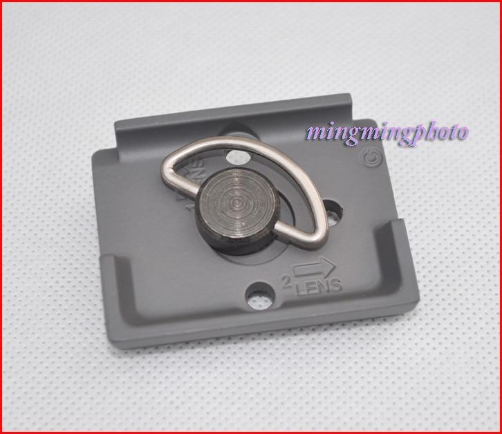 Quick Release Plate 200PL-14 PL Compatible for Manfrotto Bogen Tripod Head monopod