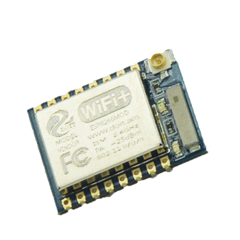 цена на ESP8266 Wifi Module ESP-07 For Arduino Remote Wifi Serial Port ESP8266 WIFI Transceiver Wireless Esp-07 AP+STA WiFi Board Panel