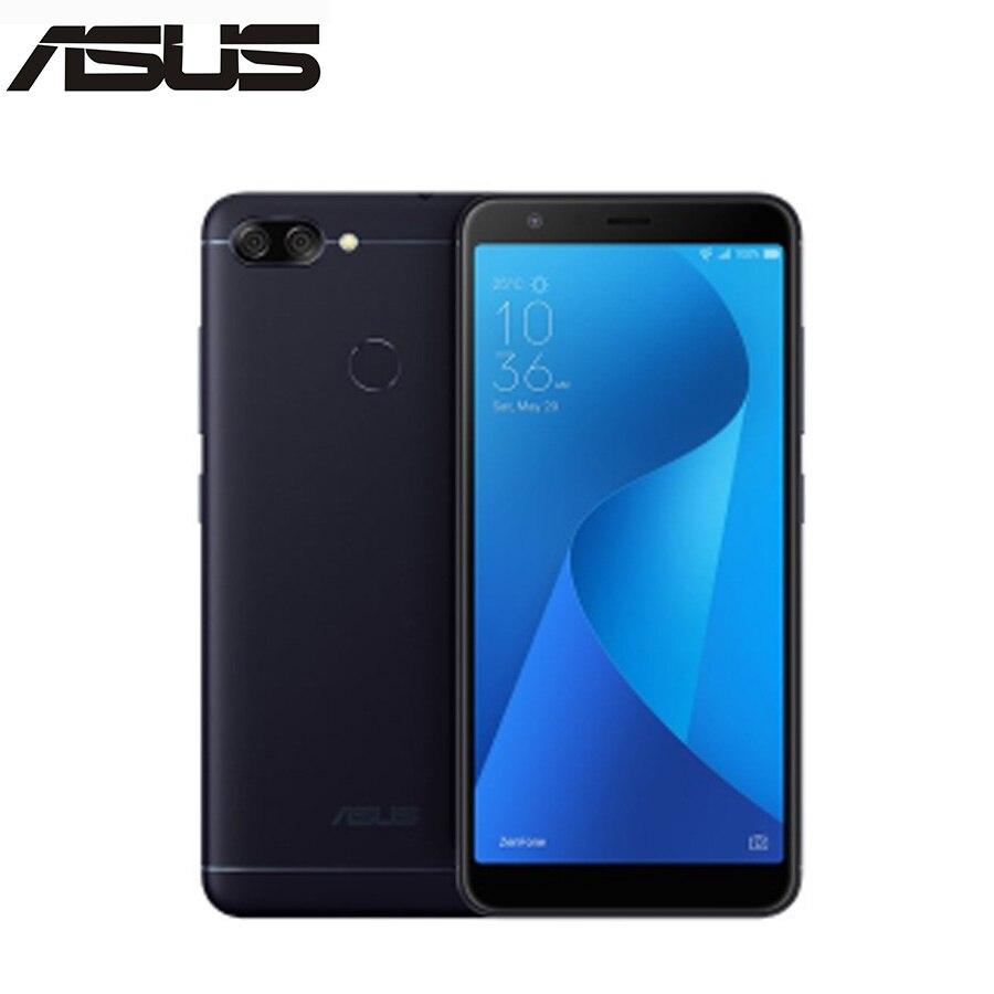Asus ZenFone asus Peg 4S Max Plus M1 ZB570TL X018DC 4G LTE Mobile Phone 5.7