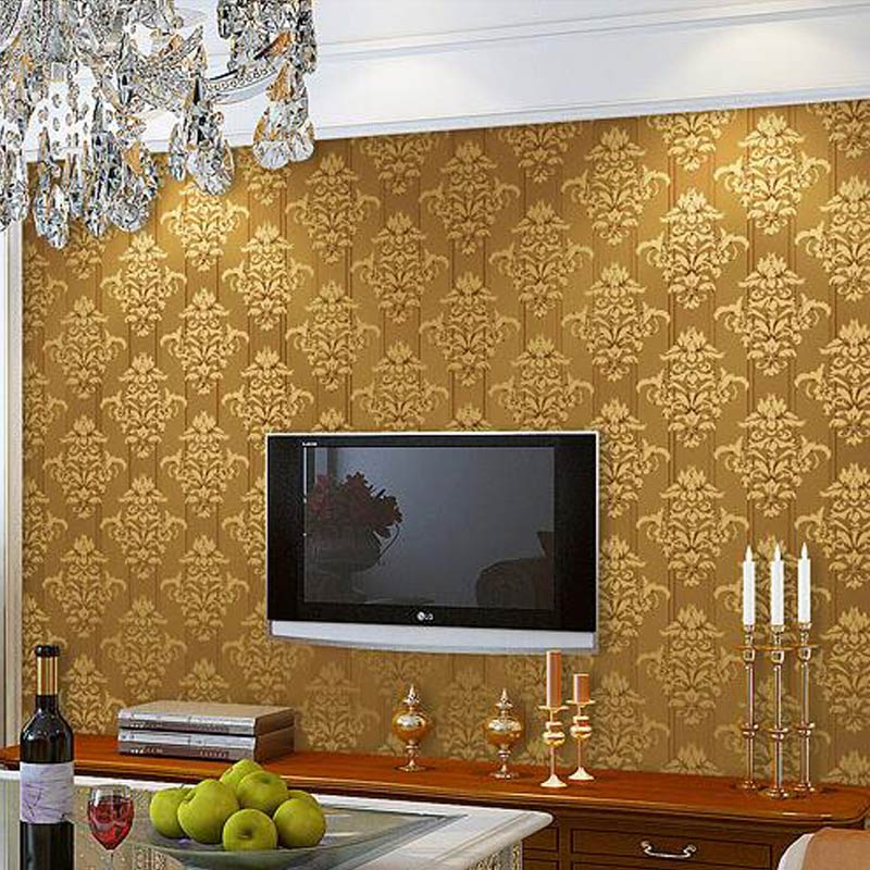 2017 for Waterproof wallpaper for home