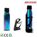 EU US Бесплатная доставка 36В 5ач стелс бутылка для воды батарея умный портативный легкий вес воды стекло тип батареи для дорожного велосипеда