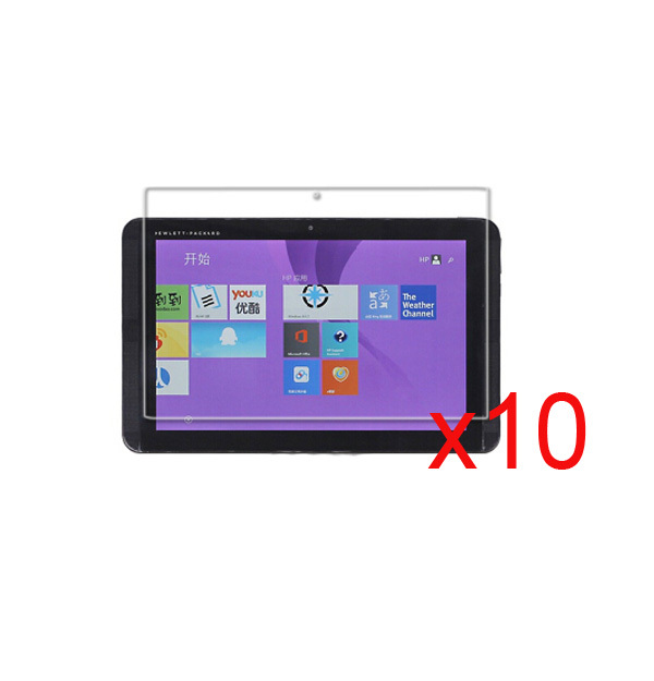 New LCD Clear Screen Protector Films Protective Film Guards For HP Pavilion X2 10 J014TU J025TU Tablet 10.1