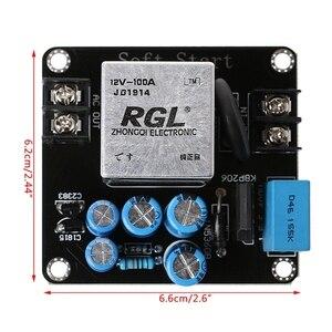 Image 5 - 100A 4000W High Power Soft Start Circuit Power Board Voor Klasse Een Versterker Amp Rental & Dropship