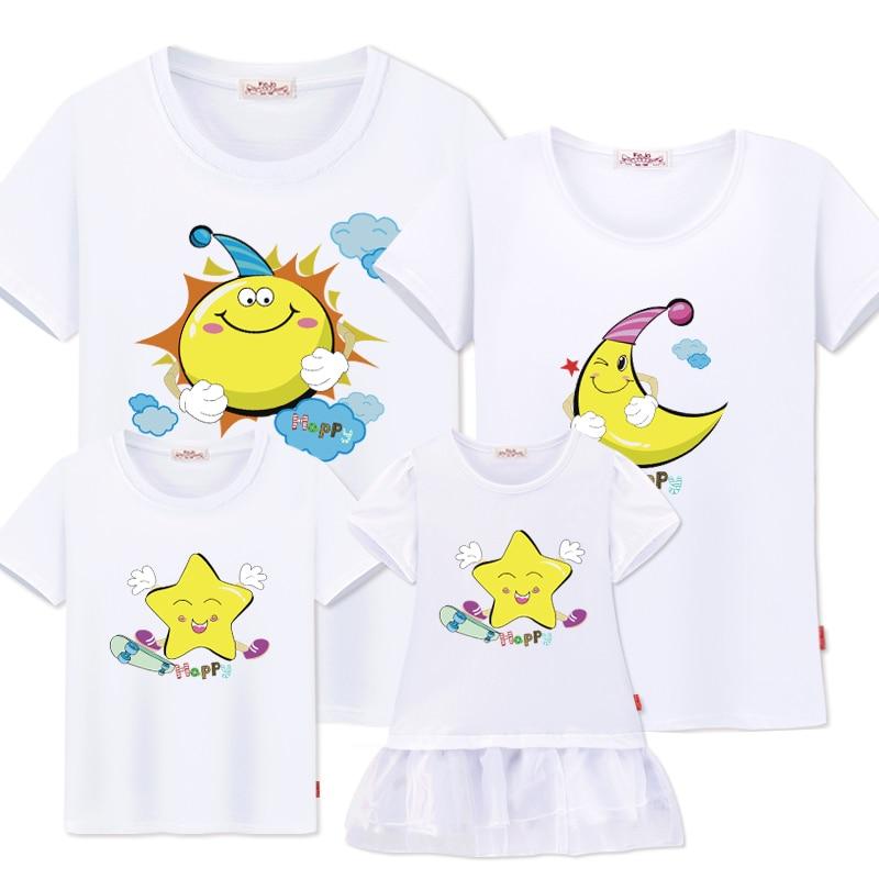 Megfelelő család felszerelés apa fia megfelelő ruhák 2019 új - Gyermekruházat