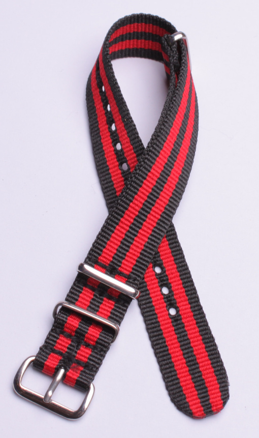 Watch Strap Nylon Colorful band for wristwatchWatch Strap Nylon Colorful band for wristwatch
