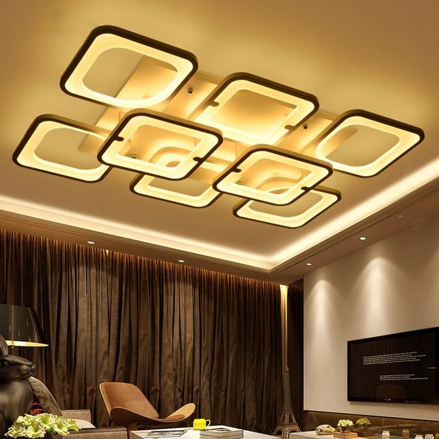 Deckenleuchte, wohnzimmer lampe, led atmosphäre personalisierten ...