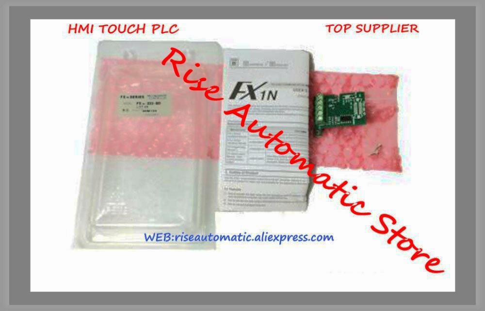 New Original Programmable Logic Controller FX1N-8AV-BD PLC Function Expansion Board