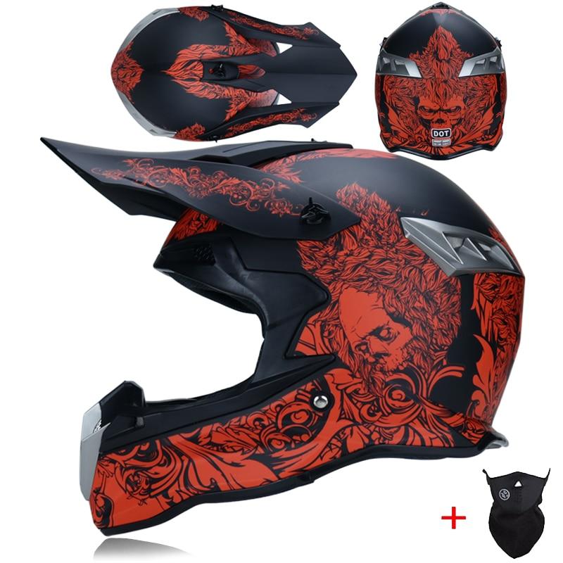 New Arrivals Helmet For Motorcycle Motocross Capacete Vintago Motorcycle Helmets Abs Unisex Dot Hot Sale Racing