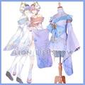 Re Zero Starting Life Another World Rem Ram Oni Matsuri Kimono Cosplay Costume