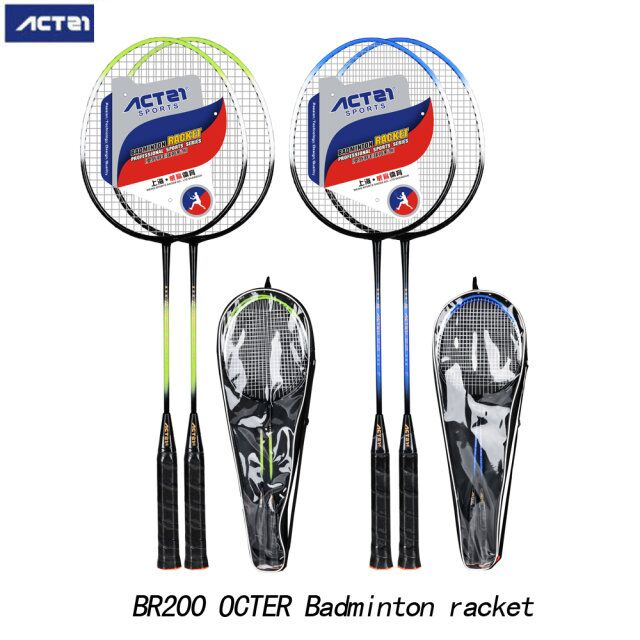 ACTEI  Badminton Racket Carbon Racket Durable And Durable