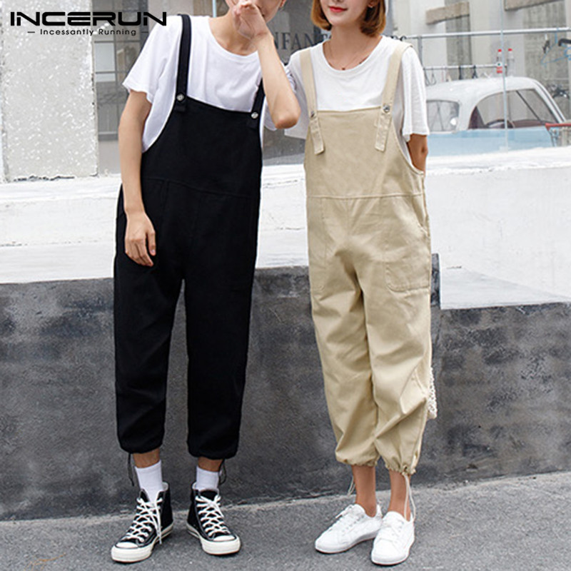 Pants Couple Men And Women Tooling  2