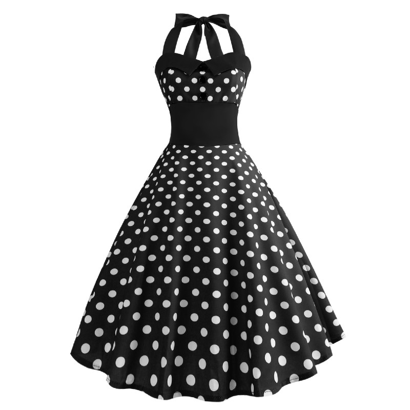 Rave on Friday Girls Dress Funny Cute Pattern Printed Summer Sleeveless Casual Party Midi Sundress 4-13 Years