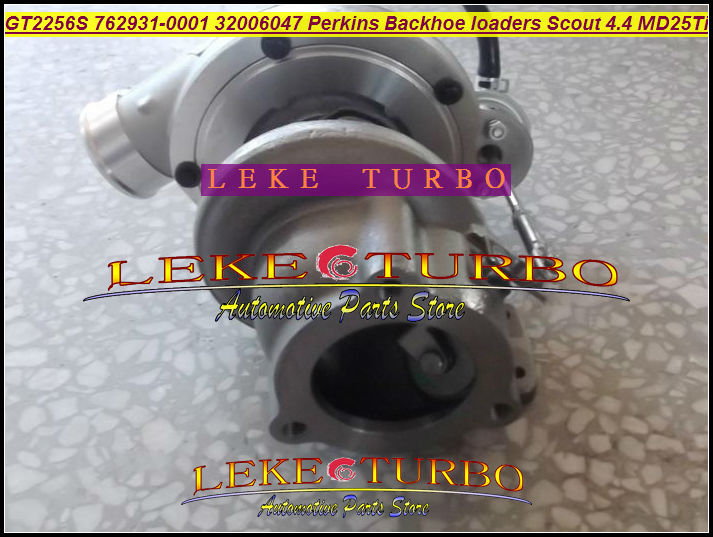 Free Ship GT2256S 762931-0001 762931 32006047 Turbo turbocharger For Perkin s Backhoe loaders Scout 4.4 1996- Engine MD25Ti D construction equipment backhoe skid steer loaders wheel loaders road roller service manuals for hyundai