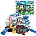 3D Juguete Vagón Multicapa Educarional Estacionamiento Tres-capa Niños