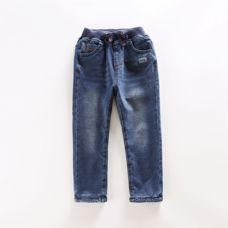2016 winter arrival new item font b boy b font and girl thick jeans font b