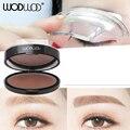 2017 New Arrivals Wodwod Brand Lazy Quick Makeup Stamp Eyebrow Powder Seal Eye Brow Cream Eyeshadow Brow Make UP
