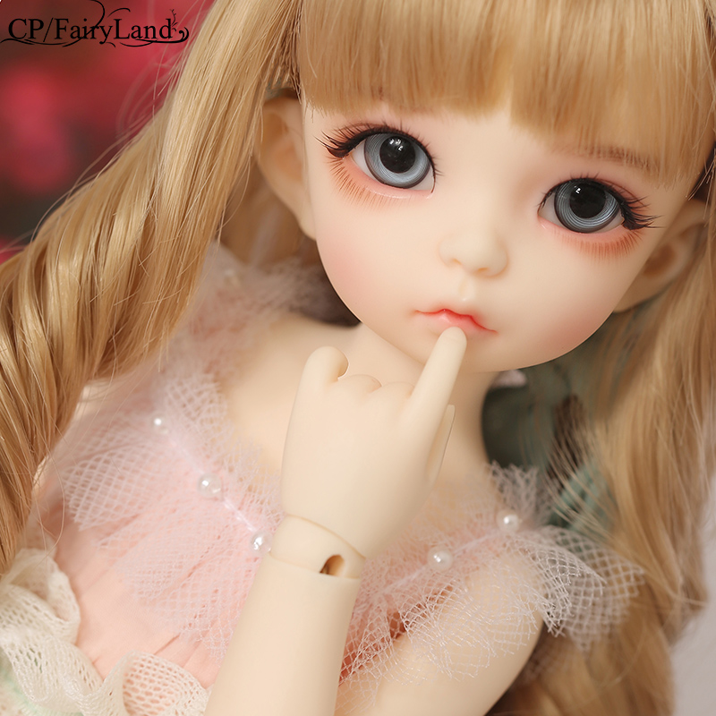 Littlefee Ante BJD Dolls 1/6 Sweetest Multivariant Style Natural Poses Sarang Girl Toys Best Gift Fairyland