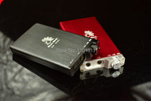 BlueBird new U3-MINI portable headphone amplifier Class A headset amp high current low noise HIFI EXQUIS