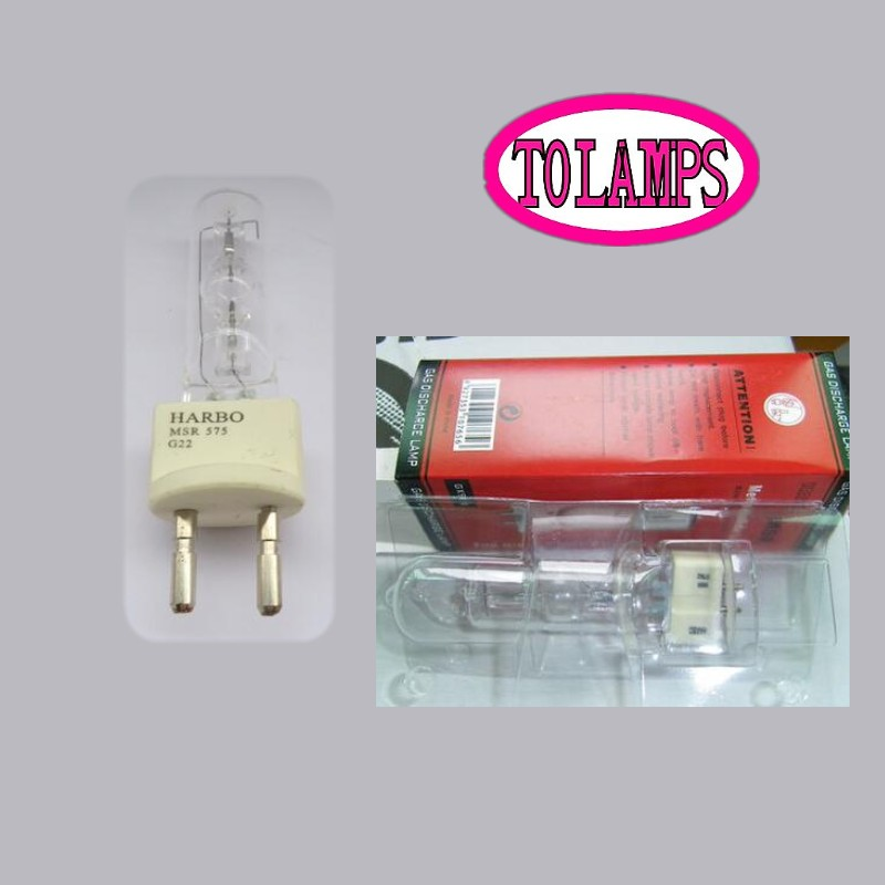 Haute Qualité GX9.5 MSR 575 stade lampes ampoule lumière principale mobile msr575