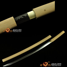 ФОТО battle ready japanese katana clay tempered t10 steel  sword full tang sharp blade.