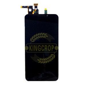 Image 4 - 100% Полный ЖК дисплей дисплей + кодирующий преобразователь сенсорного экрана в сборе для мобильного телефона ZTE Grand S2 S 2 II S251 S291 S252 S221 ЖК дисплей с рамкой Бесплатная доставка