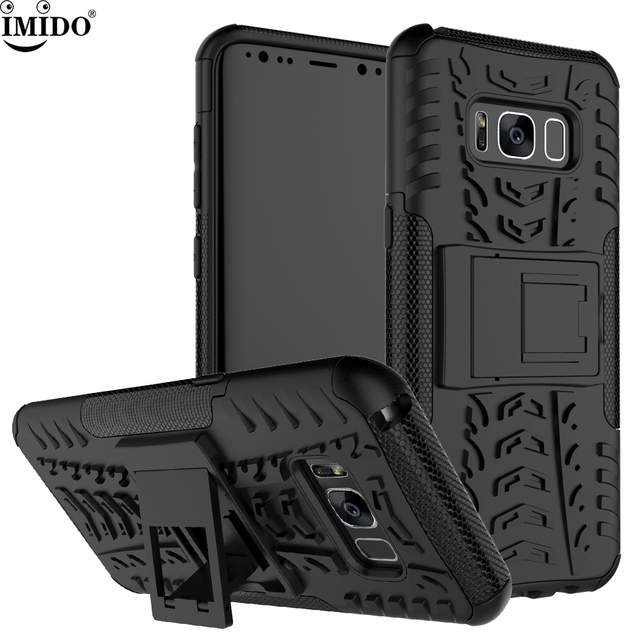 "For Coque Samsung galaxy s8 Case SM-G950F 5.8"" Capa GalaxyS8 Hybrid Armor Case For capa galaxy s 8 case Cover G950w"