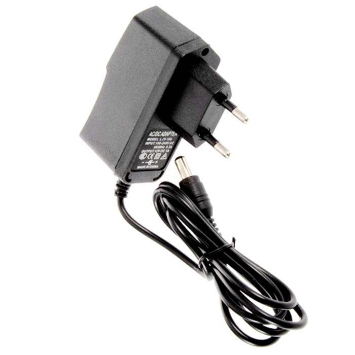 12V 1A AC 100V-240V Converter power Adapter Transformer To DC 12V 1A 1000mA Power Supply US/EU/UK/AU Plug DC 5.5mm x 2.1mm kingwei 1pcs dc 16 8v 1a ac 100v 240v converter switching power adapter supply eu us uk plug charger for 18650 lithium battery