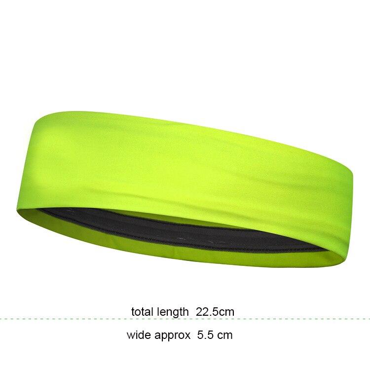 Neon Headbands Yellow