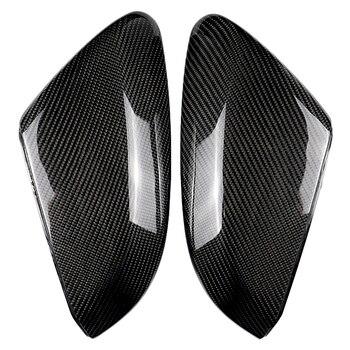 Автомобильный Стайлинг из настоящего углеродного волокна, боковая сторона заднего вида, зеркало заднего вида, крыла крышки, замена, литье д... >> ABPN Store