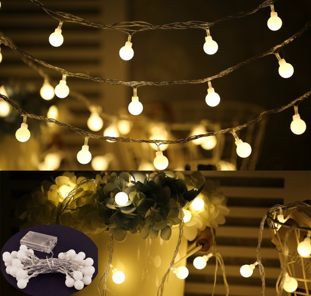 warm light 10pcs 20pcs led lights christmas decorations for home christmas ornaments natal noel happy - Led Light Christmas Decorations