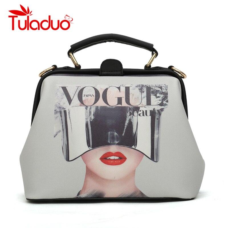 c367d760a484 Дизайнерские женские сумки с модным принтом персонаж доктор Сумки Роскошные Офисные  Сумки через плечо для леди