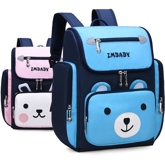 2019 Girl School Backpacks Children School Bags for Orthopedic Backpack  Baby Book Bag For Girls Kids Satchel Schoolbag Mochila