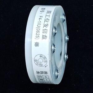 Image 3 - Elettrico torretta centro di tornitura cnc tornio macchina 14/15T disco di trasmissione tornio accessori sensore
