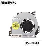 NEUE DFS481305MC0T FCF9 MF60070V1 C130 G99 DC05V 0 45A Fan Für Toshiba S40DT AT01M S40DT S40 S40D A Kühler Lüfter|cooling fan|cooler fanfan cooling -