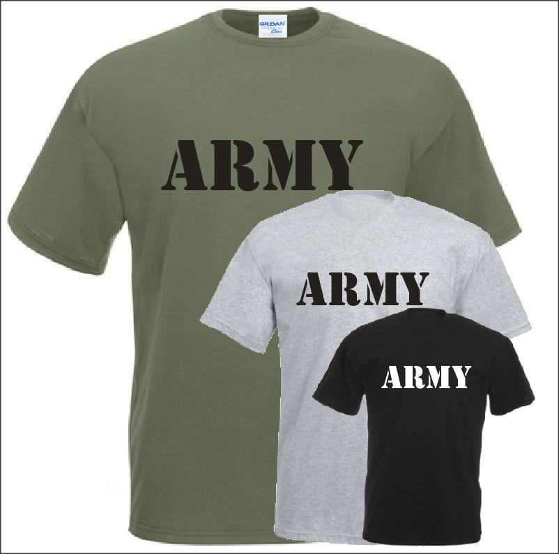 2017 Print Letters Men T Shirt 100% Cotton Print Shirts Us