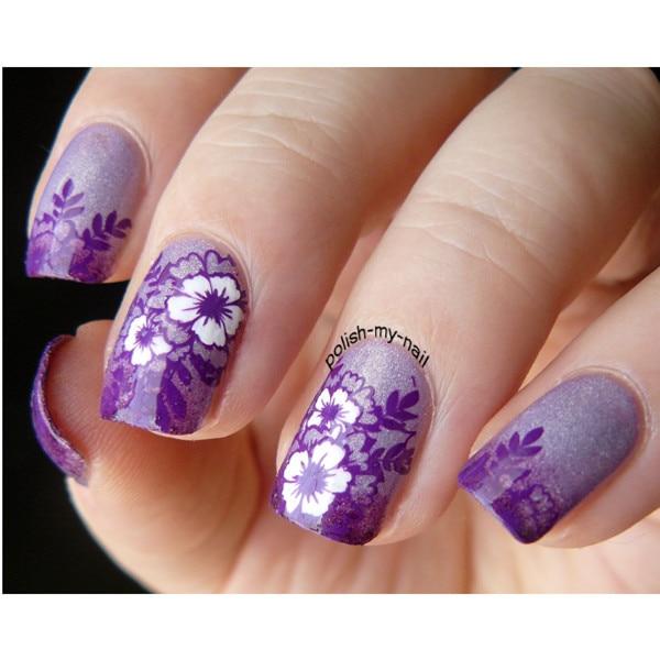 Essence Nail Art Stamping Polish Set Papillon Day Spa
