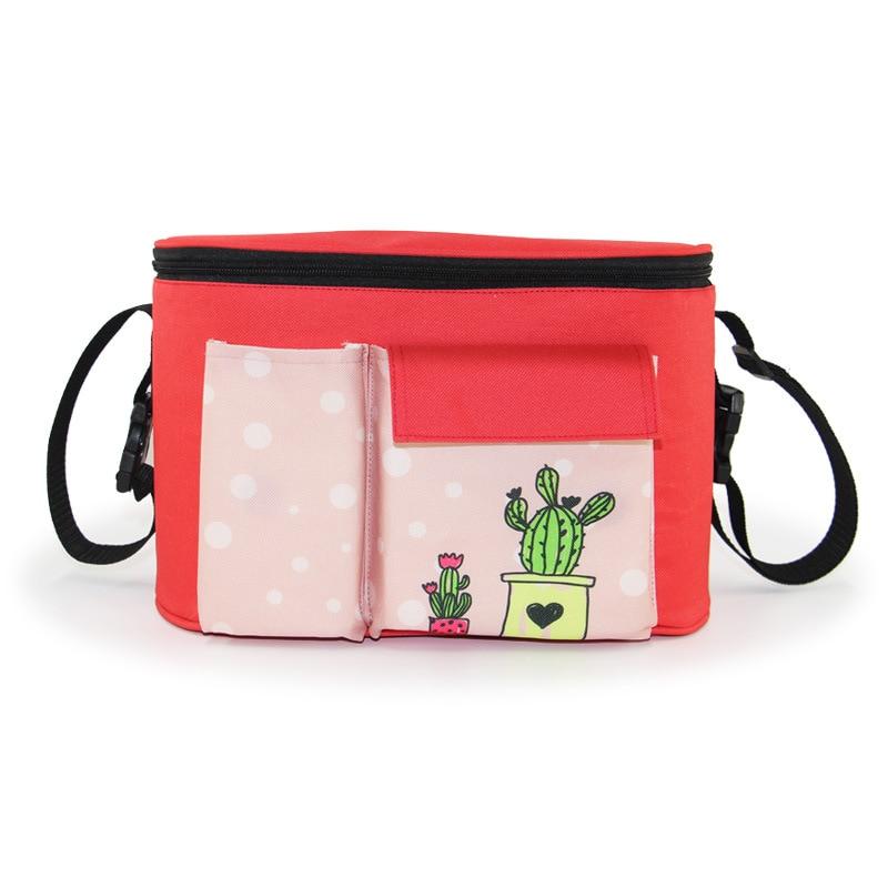 HTB1Zt8bXynrK1Rjy1Xcq6yeDVXan Diaper Bag Baby Stroller Organizer Hanging Nappy Bag Large Capacity Travel Backpack Pram Buggy Cart Waterproof Maternity Bag