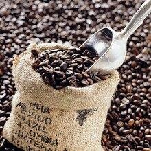 Жареный вьетнам зернах выпечки уголь кофе похудения зеленый г в для