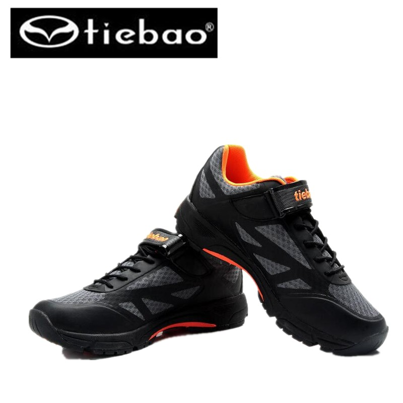 Tiebao Cycling Shoes Men sneakers Women MTB Bike Shoes Athletic Sports Bicycle 2016 zapatillas deportivas mujer superstar shoes tiebao mtb cycling shoes 2018 for men women outdoor sports shoes breathable mesh mountain bike shoes zapatillas deportivas mujer