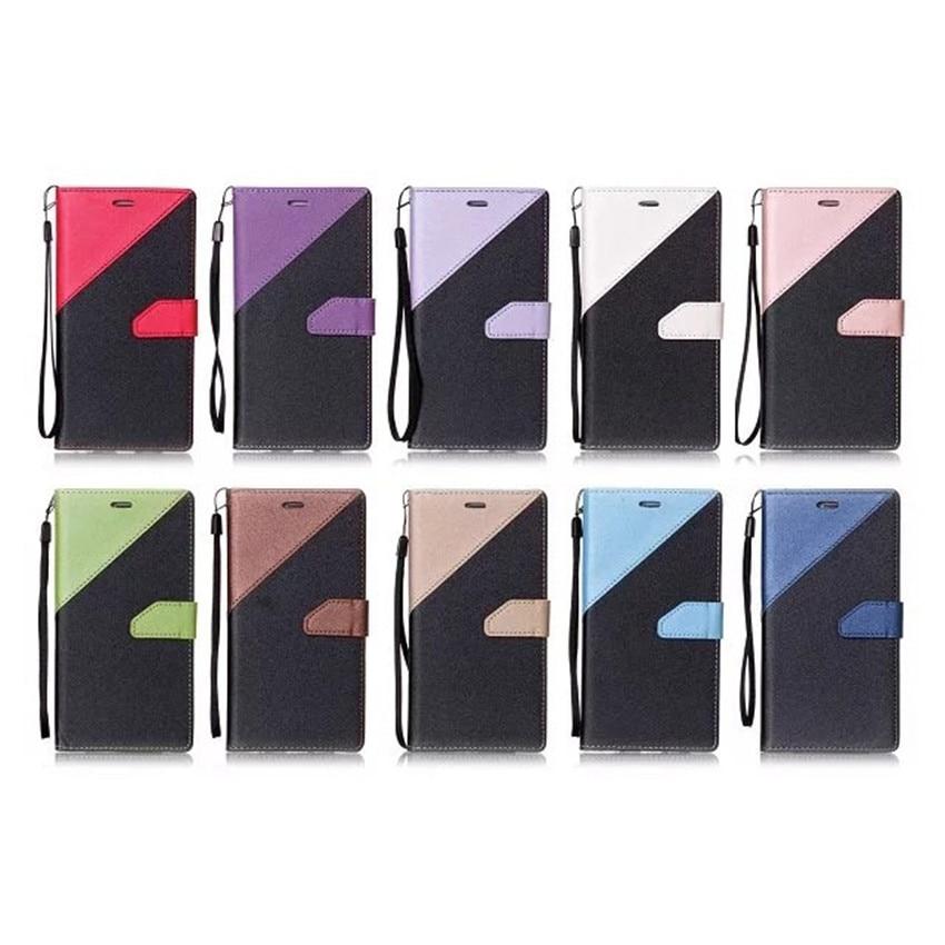 Για Samsung Galaxy S6 S7 Edge Case Mix Color PU Leather Flop - Ανταλλακτικά και αξεσουάρ κινητών τηλεφώνων - Φωτογραφία 6