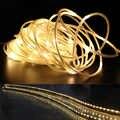 10 m-100 m longueur néon corde Tube rue guirlande Flexible LED fée lumières étanche signe LED pour bricolage décoration maison jardin Décor