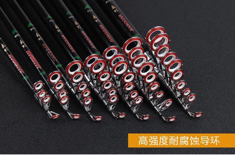 Yumoshi Fishing Rod Reel Combo 28