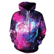 Men Women Hoodies Colorful Space Galaxy Hoodies 3d Nebula font b All b font font b