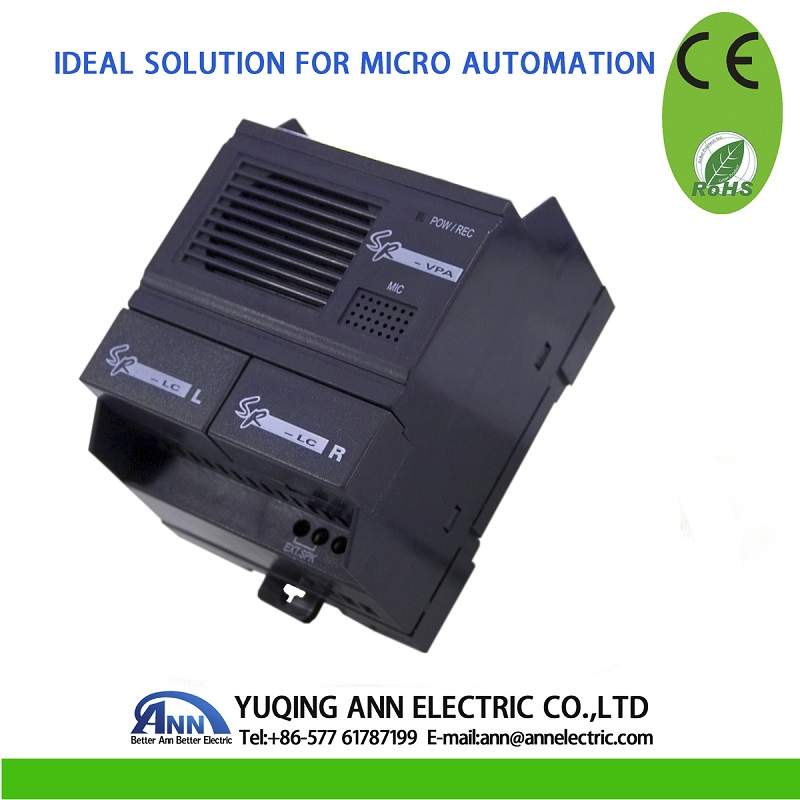 PLC  Module SR-VPA,phone voice module plc xbl c41a cnet communication module
