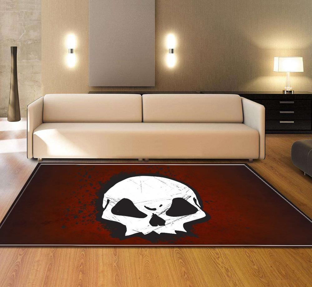 Creative bedroom Carpet for living room floor mat Rug Child Room Computer Chair Mat Kids bathroom Anti-slip Household Decoratio