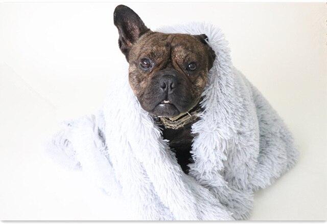 Super Cozy Fleece Pet Blankets  5