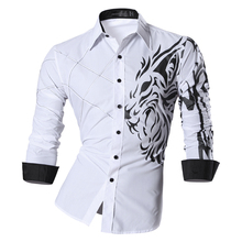 Spring Autumn Features Shirts Men Casual Jeans Shirt New Arrival Long Sleeve Casual