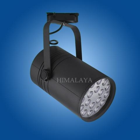 toika 9 w levou luz pista para shopping loja shopping cor da lampada de iluminacao